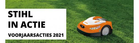 Stihl voorjaarsacties 2021