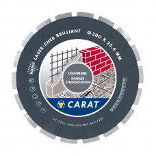CARAT LASER UNIVERSEEL BRILLIANT Ø500X25,4MM, TYPE CNEB
