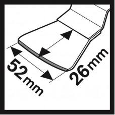 HCS SCHAAFMACHINE ATZ 52 SC, STAR 26 X 52 MM 1ST