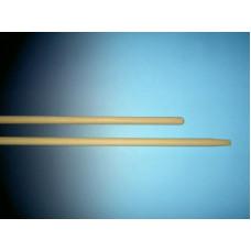 BEZEMSTEEL TAUARI 140 X 2,8 CM., PUNT 60X21 MM MET EAN CODE.