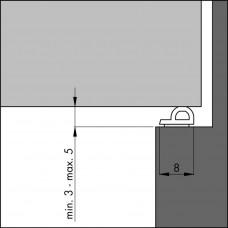 TOCHTBAND P-WT 7,5 (GEMIDDELDE KIER)