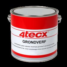 GRONDVERF ACRYL ZWART 2,5LTR 4TECX