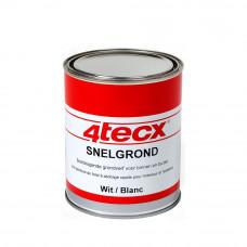 SNELGROND WIT 0,75LTR 4TECX