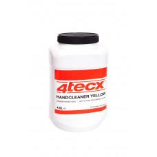 HANDCLEANER YELLOW 4,5LTR 4TECX