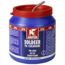 SOLDEERDRD 40/60 HK 2MM 500G GRIFFON